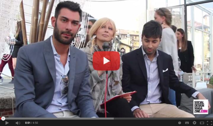 Mattia Bambi Lorenzo Caselli Deco Fuorisalone 2014 SDM Συνέντευξη