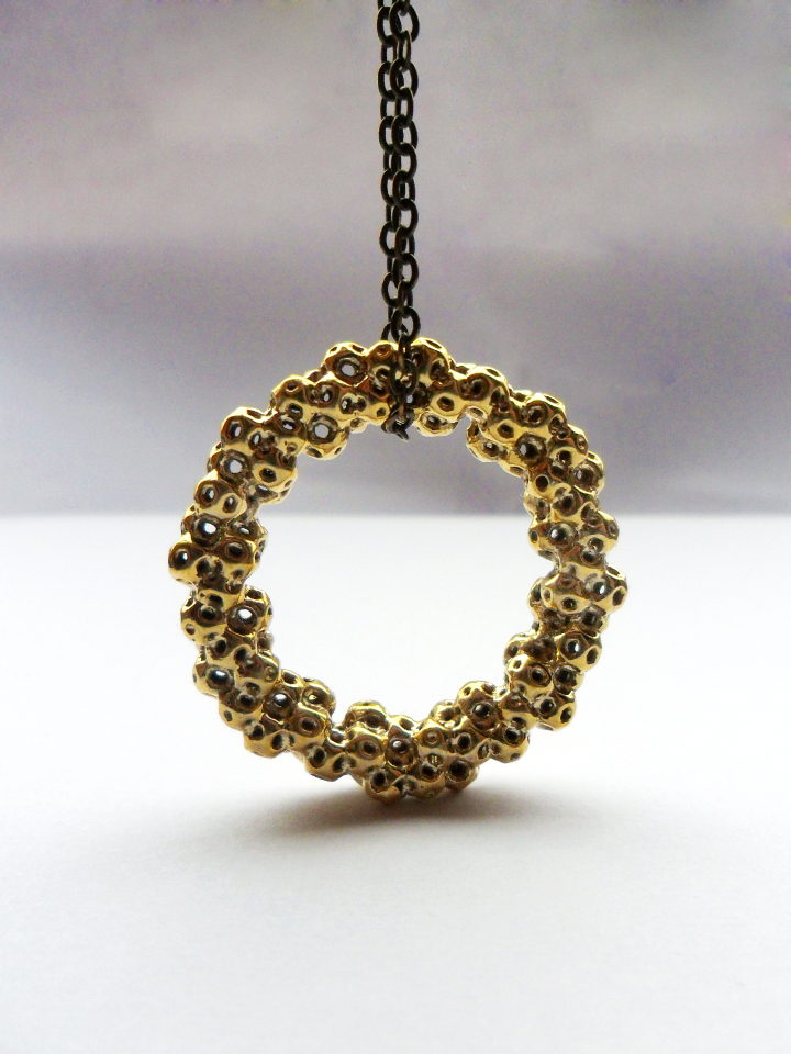 4.BUBBLE CLOT by WOOP Jewels