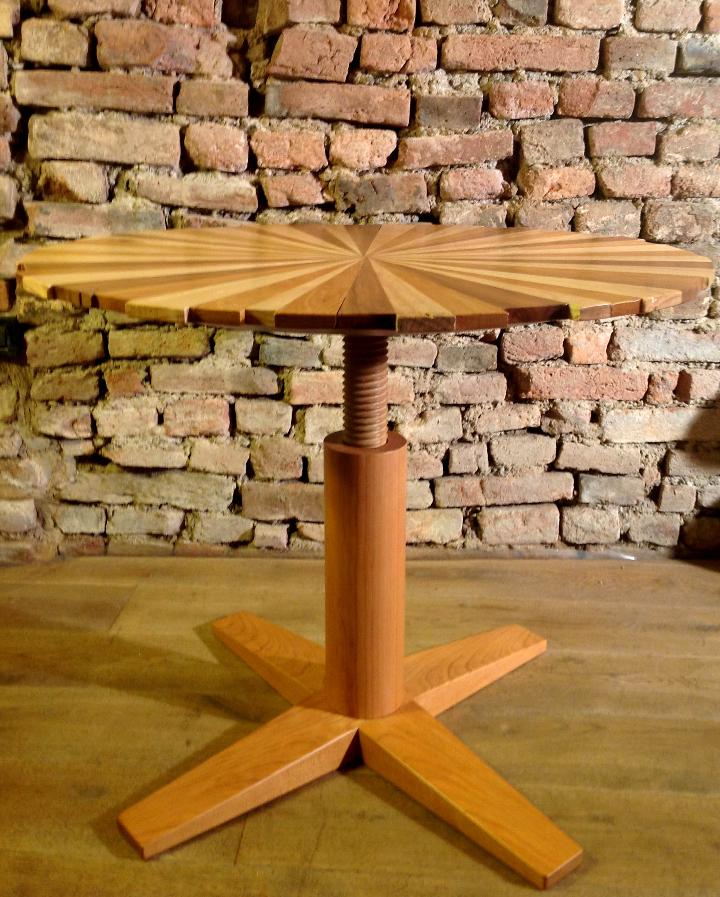 tavolo trasformabile CB - posizione alta