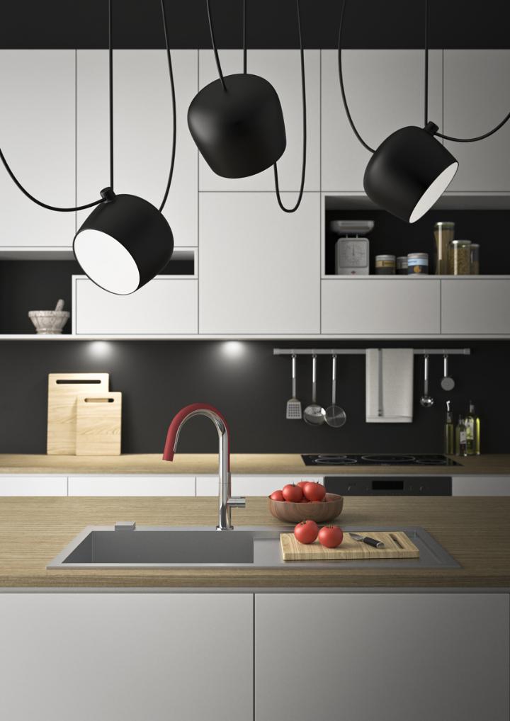 Σχεδιασμός στρώματος Studio Cook Κουζίνα 1