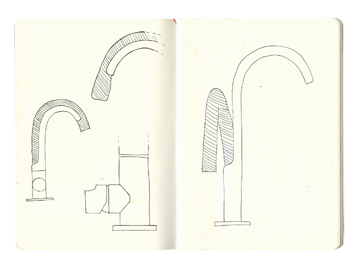 sovrappensiero design studio   Cook   sketches 02