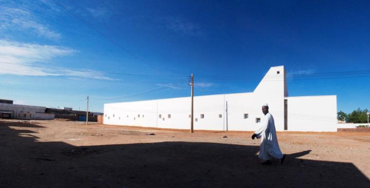 Centro pediatrico a Nyala - Sudan