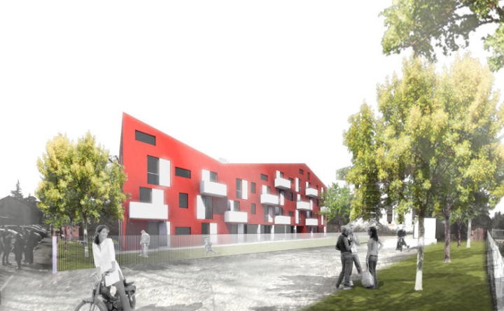 Co-housing San Lazzaro BO