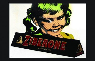 Ziberone Punk Version Grün