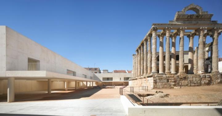 02 Ambiente Diana Temple Foto Roland Halbe