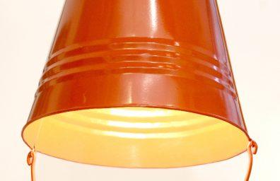 lâmpada de balde