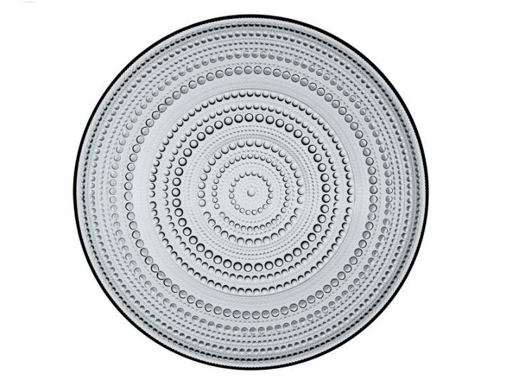 Kastehelmi plate 315mm grey JPG