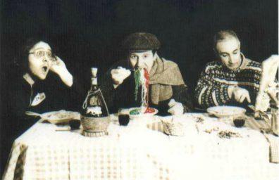 Dinner Italian synesthetic