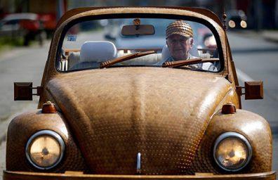 Madera del Volkswagen Escarabajo-001