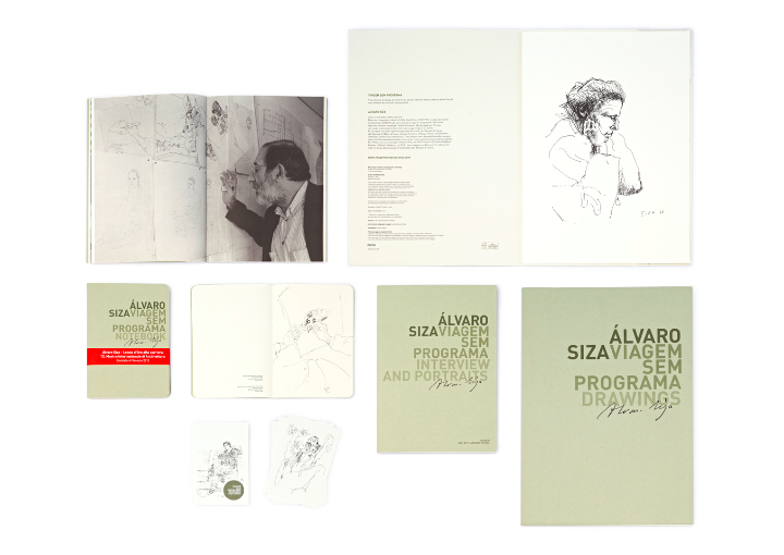 009 Alvaro Siza Viagem sem Programa Libro Book Autori Raul Betti Greta Ruffino gruppo