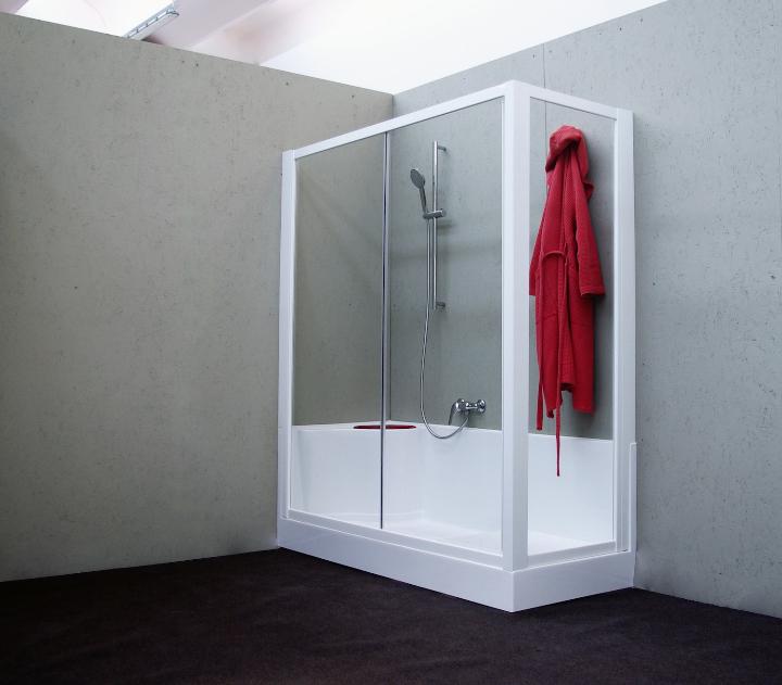docciafacile chiusura totale sostituzione vasca con doccia arredo bagno
