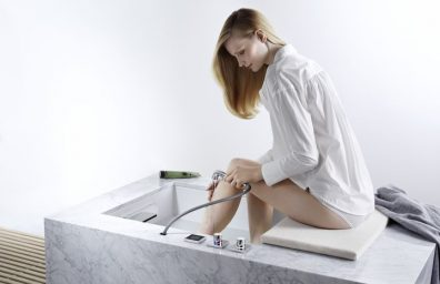 Dornbracht baño de pies 2
