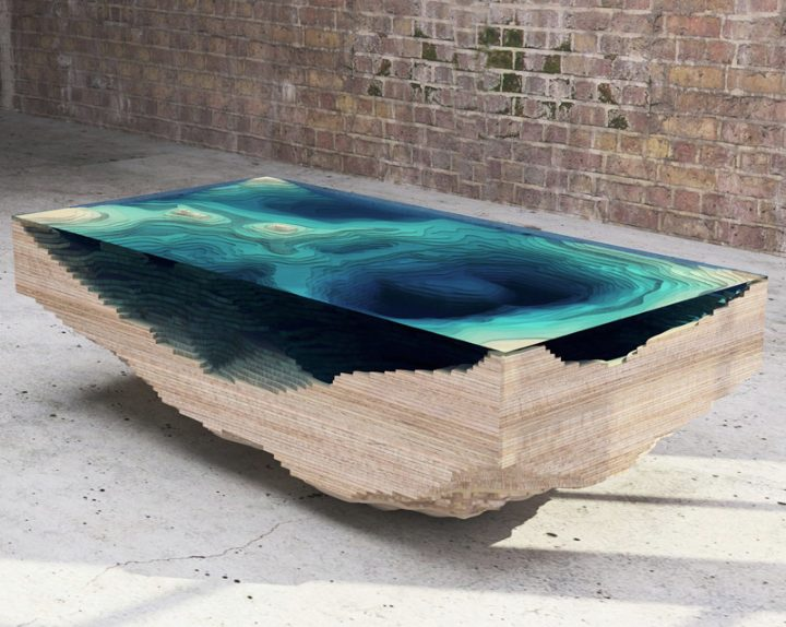mesa de Duffy London Abyss Design Social Revista