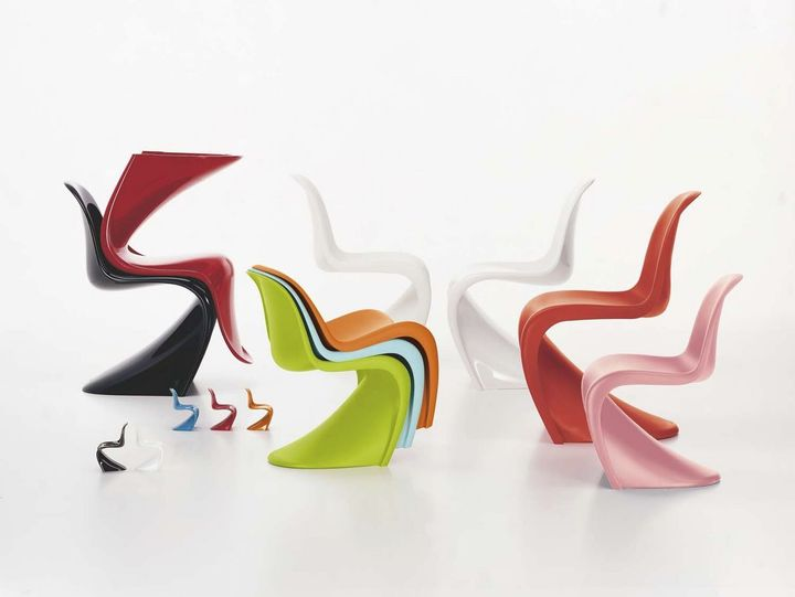 Verner Panton Chair Design Social Revista-1