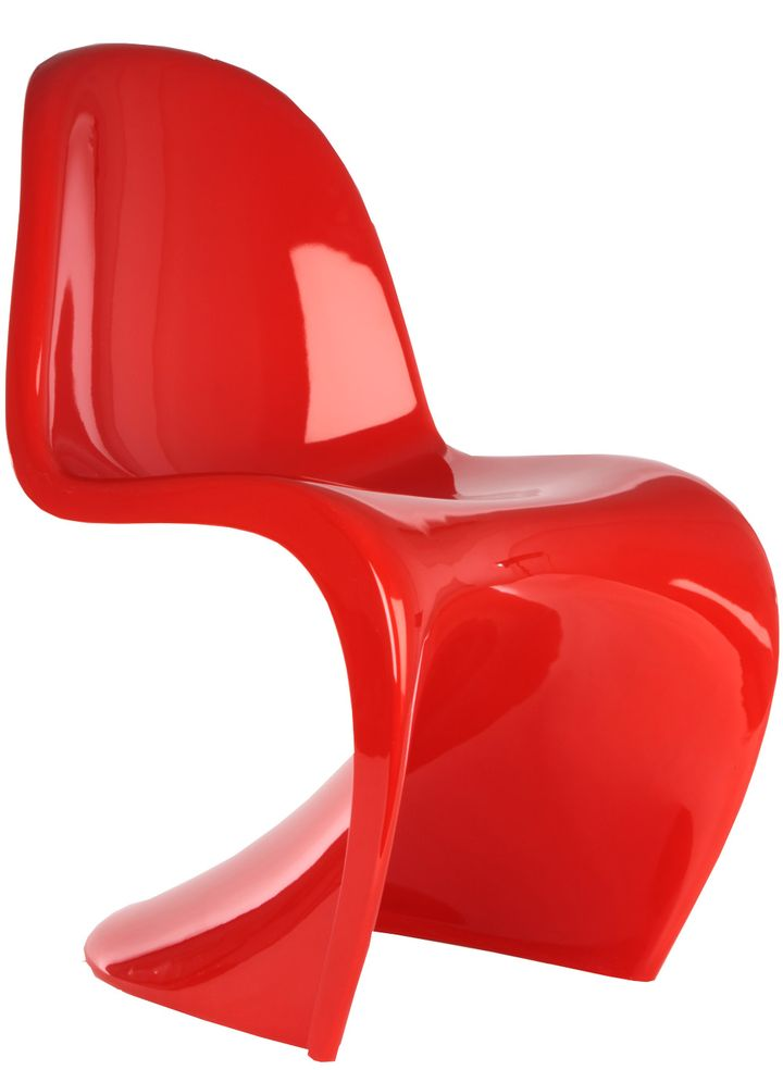 panton chair the cult chair by verner panton plastic