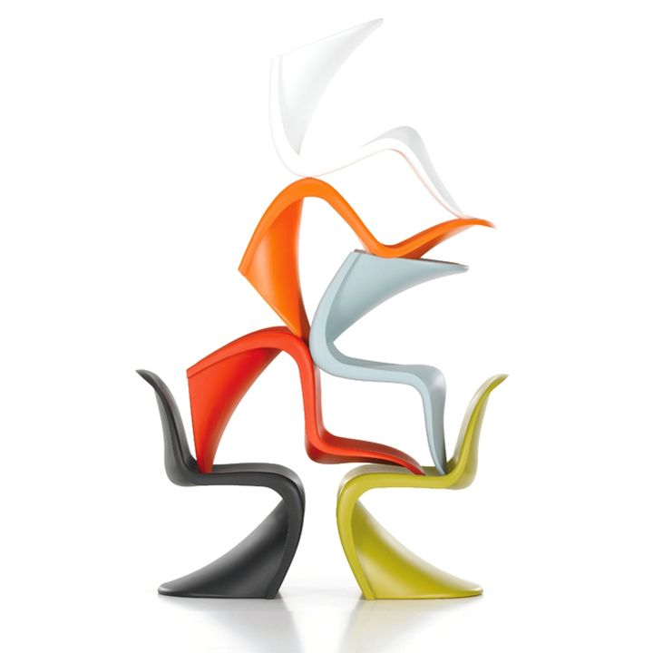 Verner Panton Chair Design Social Revista-3