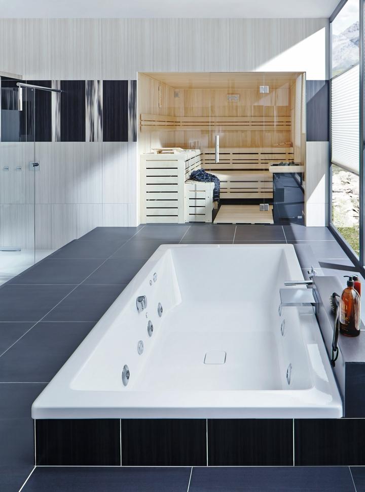 Kaldewei vasche di grandi dimensioni in acciaio smaltato - Vasche da bagno kaldewei ...