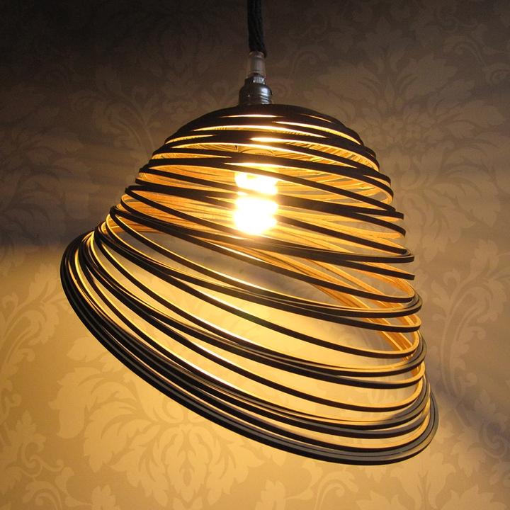 Lampe planisfera par la conception Koal social Design Magazine