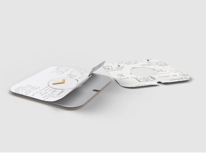 orologio appunto by filippo mambretti Social Design Magazine