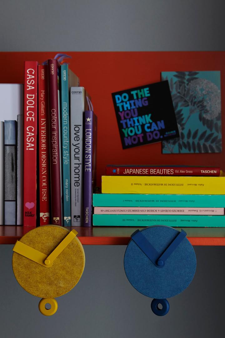 Sovrappensiero Design Studio orologio Clip Social Design Magazine 2