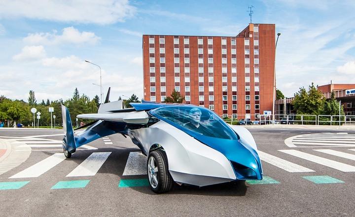 automobile volante pieghevole Social Design Magazine-02