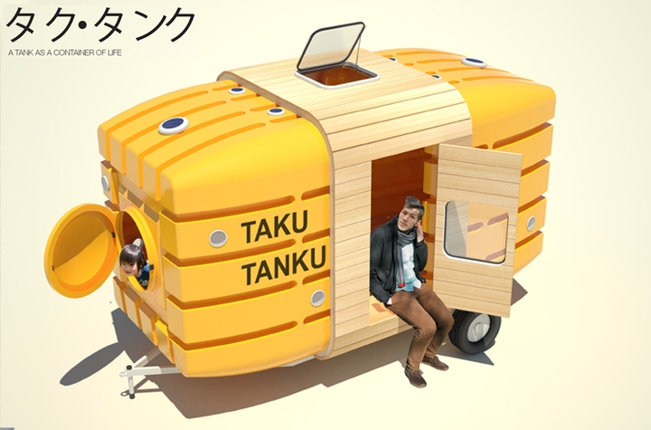TAKU TANKU mobile tiny house Social Design Magazine-05