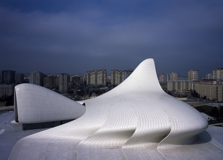 Heydar Aliyev Centro de Zaha Hadid Design Social Revista-08