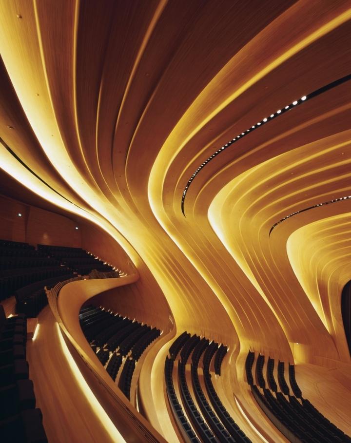 Heydar Aliyev Centro de Zaha Hadid Design Social Revista-24