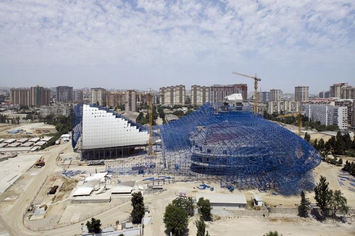 Heydar Aliyev Centro de Zaha Hadid Design Social Revista-34