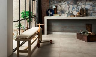Social Design Magazine Caesar-ONE cement loft