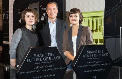 Corian-Form Die Zukunft der Schwarz Social Design Magazin 10
