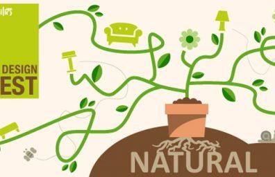 natürliche Möbel-Design-Wettbewerb Social Design Magazin 01