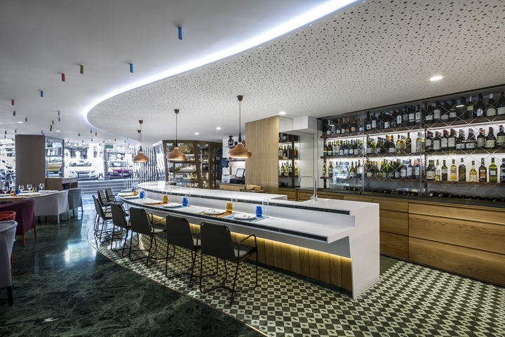 poncelet cheese bar barcelona estudihac Social Design Magazine 22