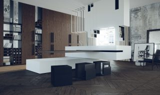 Record cucine The Cut Social Design Magazine 01
