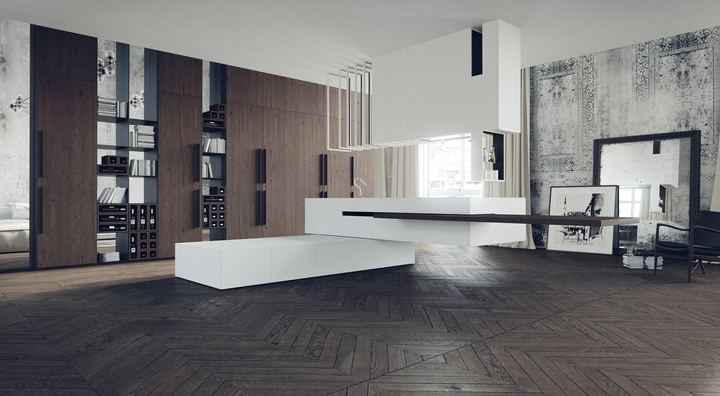 Record cucine The Cut Social Design Magazine 02