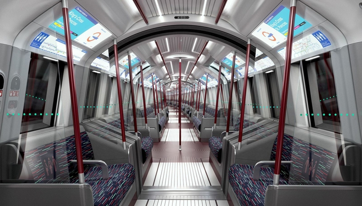 priestmangoode underground tube London Social Design Magazine 07