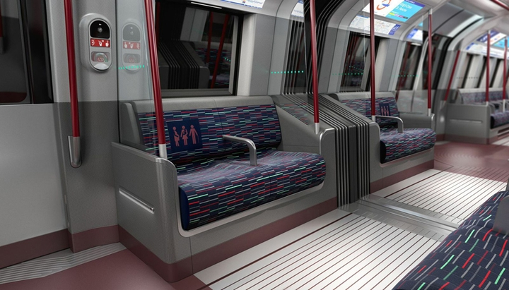 priestmangoode underground tube London Social Design Magazine 10
