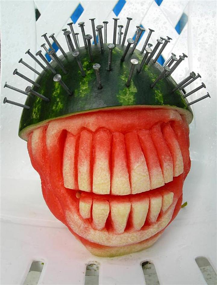 Wassermelone Kunst Firma Design-Magazin 12