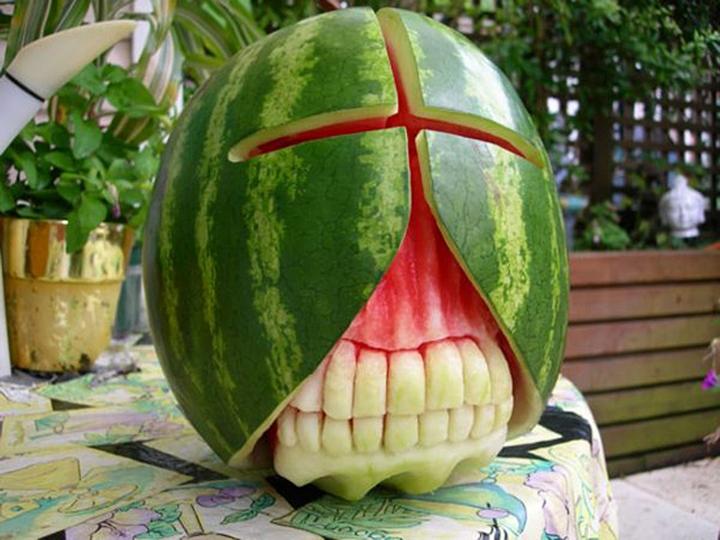 Wassermelone Kunst Firma Design-Magazin 23