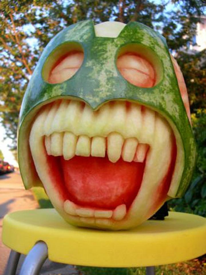Wassermelone Kunst Firma Design-Magazin 24