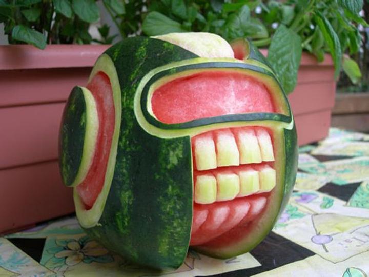 Wassermelone Kunst Firma Design-Magazin 27