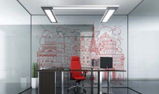 parete ufficio parigi 1