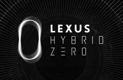 Lexus Hybrid Zéro Branding par Design Fièvre sociale Magazine 01