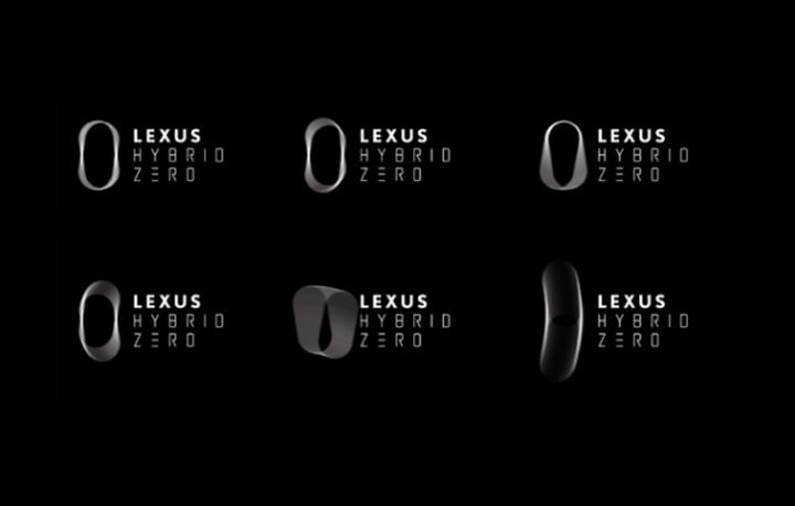 Lexus Hybrid Zéro Branding par Design Fièvre sociale Magazine 04