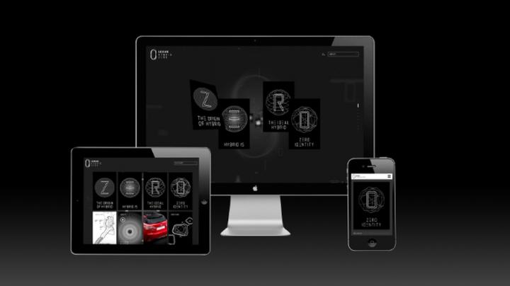 Lexus Hybrid Cero Branding Diseño Fiebre por diseño social de la Revista 12