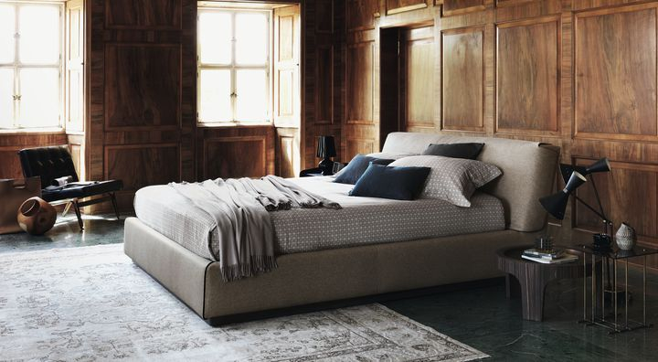 Gentleman περιβάλλον κρεβάτι 15