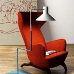 ZAVA Floor Lamp SISTER by Enrico Azzimonti
