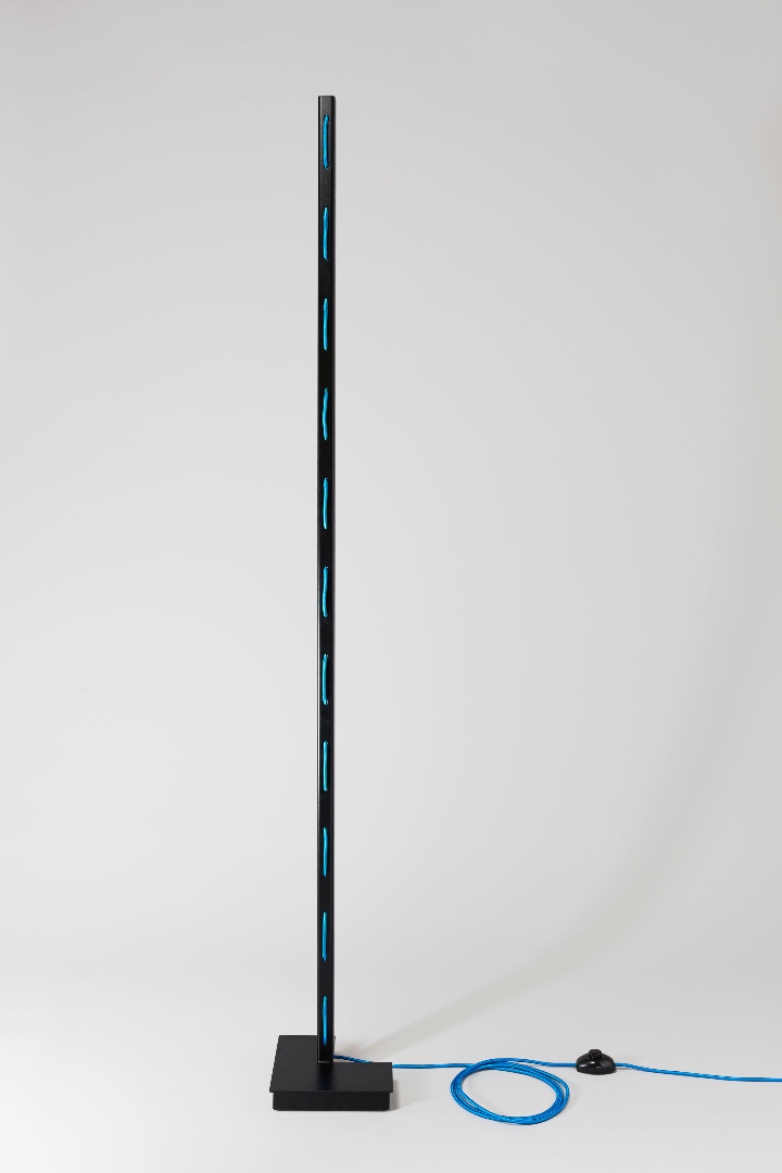ZAVA Floor Lamp b Stitch by Massimo Rosati