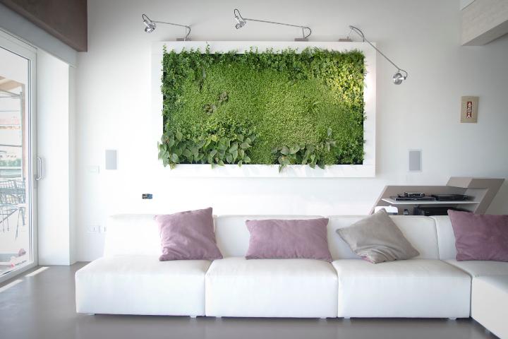 Sundar Italia quadro vegetale 1