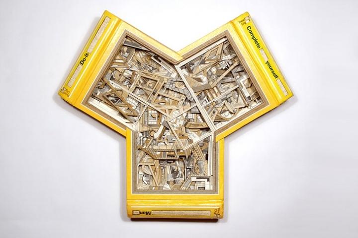 ブックアート彫刻-socialdesignmagazine26